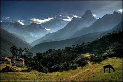 Tengboche Nepal